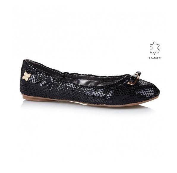 b748ed9d9476 Butterfly Twists Caroline black snake shoe