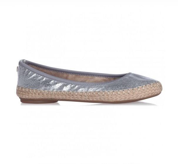 85c52083899f Butterfly Twists Gigi Silver Shoe