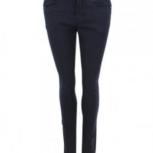 63090a19cd6204 Rant and Rave Navy mid rise Elle skinny Jean