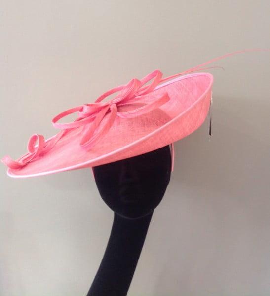 Failsworth Salmon Pink Hatinator - Beau Boutique ebdef33751b